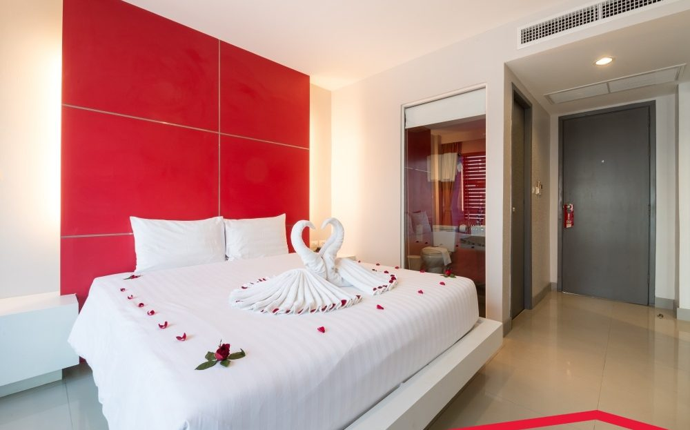Patong hotel in gestione