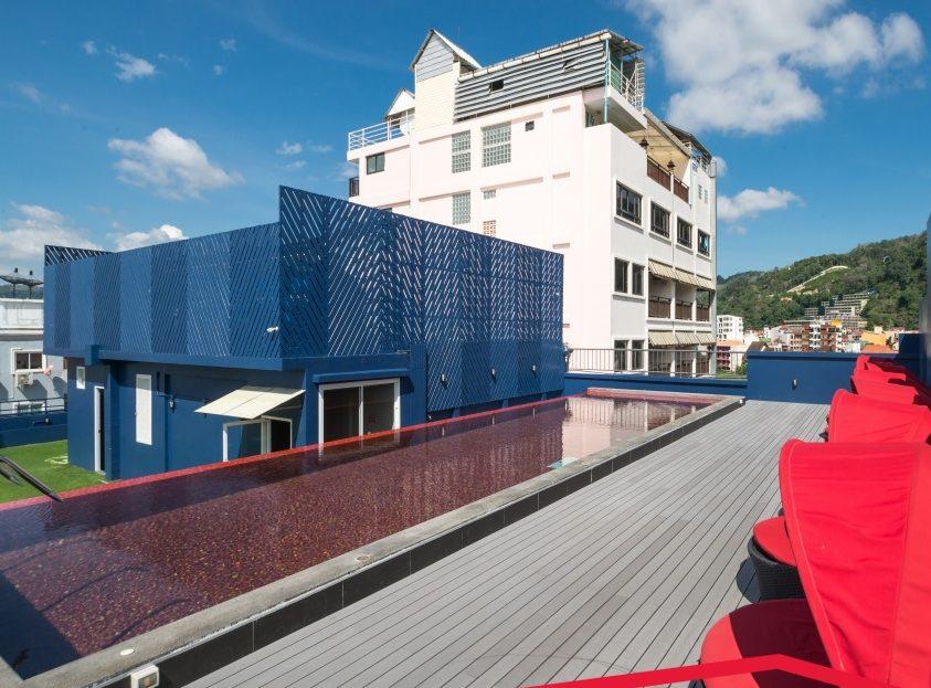 cedesi hotel piscina phuket