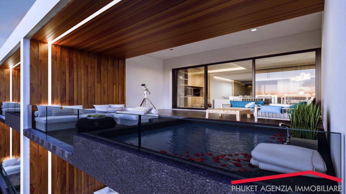 appartamenti frontemare in vendita phuket