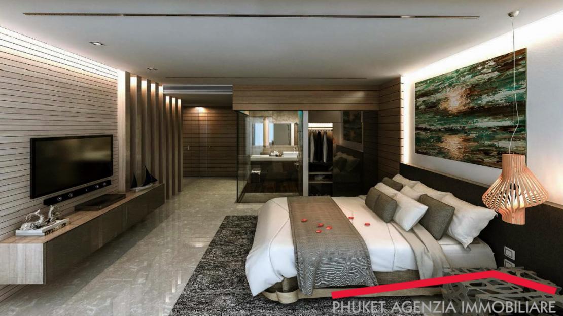 patong phuket vendita appartamenti fronte mare