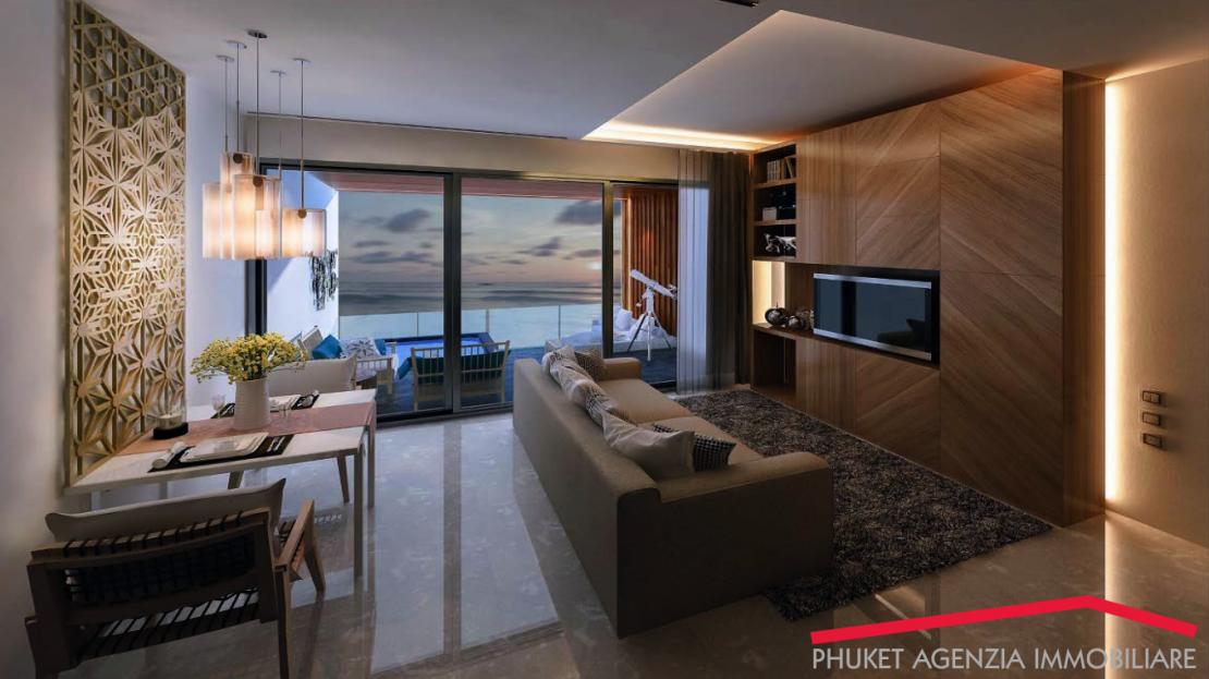 vendita immobili frontemare phuket