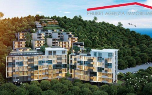Vendesi Appartamenti con Rendita Garantita 8% Netta Annua Karon Phuket