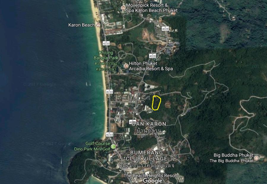 karon condo in vendita phuket