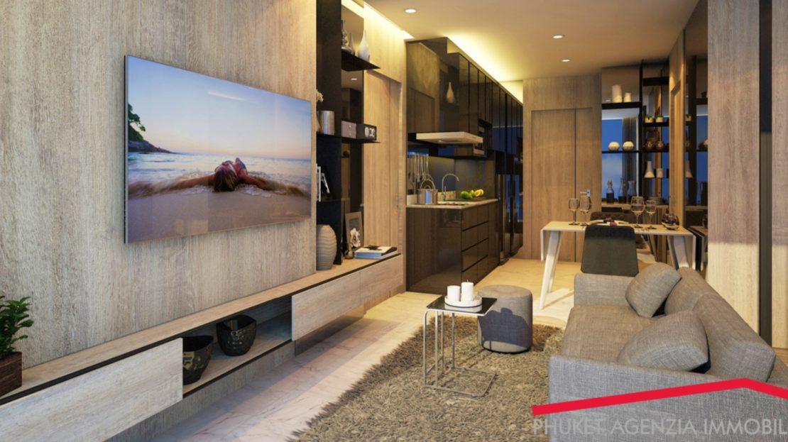 appartamenti in vendita patong phuket